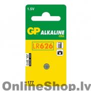 G. P. Alkaline button R626