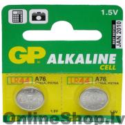 G. P. Alkaline button LR44