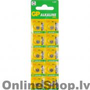 G. P. Alkaline button R620